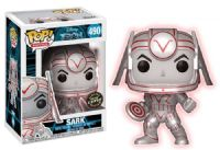 Pop! Movies 490 Disney's Tron: Sark - Glow-In-The-Dark - CHASE VARIANT!